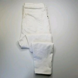 Womens Lucky Brand Ava Skinny Jeans High Rise